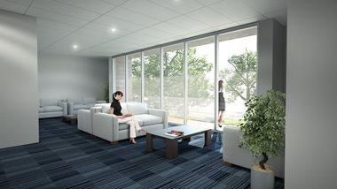 Avenue Health waiting room visualisation